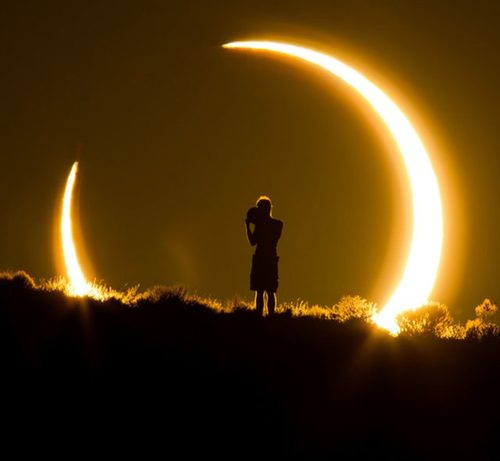 Annular eclipse 2012