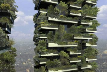 Vertical Forest Milan WEB