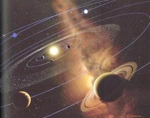 Solar System and Galaxy300web